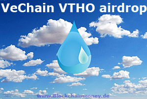 VeChainThor airdrop